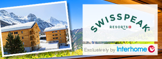 SWISSPEAK Resorts - exclusive to Interhome
