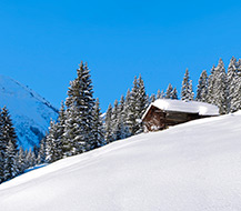 Holiday homes in Tyrol, Austria