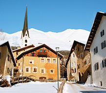Holiday homes in Graubunden, Switzerland